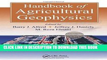 Handbook of Agricultural Geophysics (Books in Soils, Plants, and the Environment)