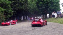 The best Supercar burnouts, drifts and donuts! AMAZING SOUNDS (2)