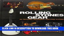 Ebook Rolling Stones Gear: All the Stones  Instruments from Stage to Studio Free Download