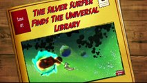The Silver Surfer Finds The Universal Library (The Silver Surfer TAS)-cAHDptLGC00