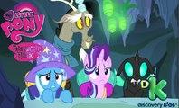 My Little Pony La Magia de la Amistad Temporada 6 Final. Ep 143 De Ida y Vuelta Segunda  Parte   Español Latiño