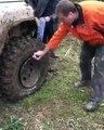 Funny clips ll Clip HOT...HOT... Class tire pump