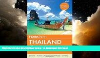 liberty books  Fodor s Thailand: with Myanmar (Burma), Cambodia   Laos (Full-color Travel Guide)