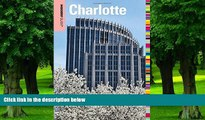 Buy Craig Distl Insiders  Guide® to Charlotte (Insiders  Guide Series)  On Book