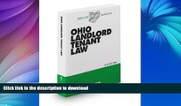 FAVORITE BOOK  Ohio Landlord Tenant Law, 2012-2013 ed. (Baldwin s Ohio Handbook Series)  BOOK