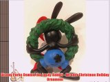 Disney Parks Oswald the Lucky Rabbit - Wreath Christmas Holiday Ornament