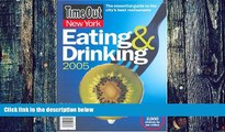 """Buy NOW  Time Out New York Eating   Drinking 2005 (""""Time Out"""" Guides) Time Out New York  Book"""