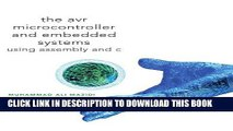 BOOK] PDF AVR Microcontroller and Embedded Systems: Using Assembly