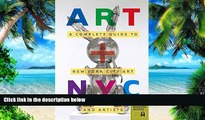 Buy NOW  Art + NYC: A Complete Guide to New York City Art and Artists Museyon Guides  Book
