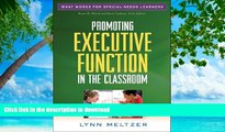 READ  Promoting Executive Function in the Classroom (What Works for Special-Needs Learners)  GET