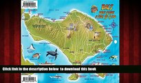 liberty books  Bali Indonesia Dive Map   Coral Reef Creatures Guide Franko Maps Laminated Fish