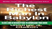 Ebook The Richest Man in Babylon: Now Revised and Updated for the 21st Century (Paperback) -