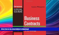 READ BOOK  Business Contracts : Turn Any Business Contract to Your Advantage (Entrepreneur