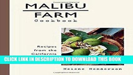 Best Seller Malibu Farm Cookbook: Recipes from the California Coast Free Download