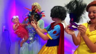 Supergirl becomes a doll vs Bad baby Jokergirl a ep3