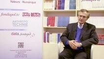 """Albert Bressand présente sa note """"L'Europe face aux défis du pétro-solaire"""""""