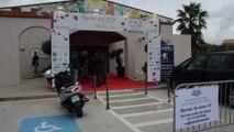 Marché des Vins La Londe Les Maures - Video Travelling 01 - 1080p