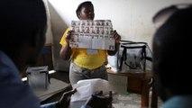 На Гаити проходят выборы президента, сенаторов и части депутатов парламента