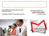Gmail customer care number 1-877-729-6626: A panacea to all your Gmail problems
