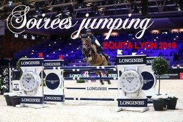 Equita Lyon 2016 : soirées jumping