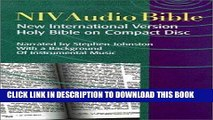 Best Seller NIV Audio Bible: New International Version Holy