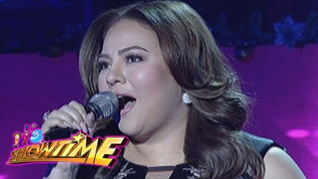 It's Showtime: Karla Estrada sings famous OPM songs