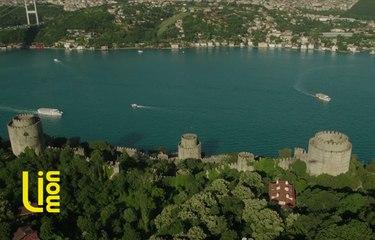 Rumelian Castle 360 View