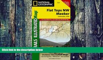National Geographic Maps - Trails Illustrated Flat Tops NW, Meeker (National Geographic Trails