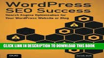 [PDF] Mobi WordPress SEO Success: Search Engine Optimization for Your WordPress Website or Blog