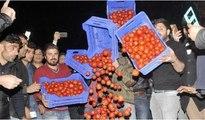 Çiftçiler isyanda: 80 kuruşa alınan domates İstanbul'da 5 liraya satılıyor