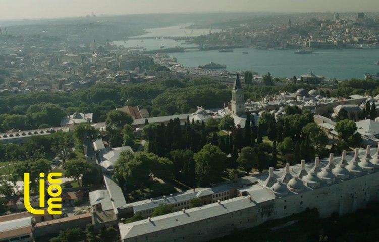 Topkapı Palace 360 View