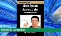 READ THE NEW BOOK  Linux System Administrator Interview Questions You ll Most Likely Be Asked READ