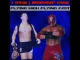 WWE,WCWF,ECW,CZW,NWA-TNA - High flyers of Wrestling