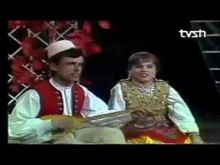 Dhurata & Halil Aliaj - Gjall a dek nusen t'ma bini (Official Video )