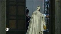 Giubileo: Papa Francesco ha chiuso la Porta Santa di San Pietro