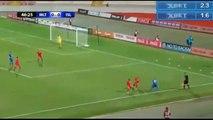 Malta vs Iceland 01. Arnor Traustason Goal. Friendly 15.11.2016