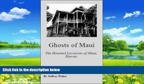 Buy  Ghosts of Maui: The Haunted Locations of Maui, Hawaii Jeffrey Fisher  Book
