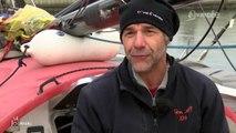 Voile : Rencontre avec Jeff Pellet (Vendée)