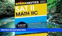 Big Sales  SAT II Math IIc (SparkNotes Test Prep)  READ PDF Online Ebooks
