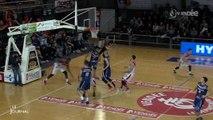 Basket-ball NM1 : Challans vs Angers (67-65)
