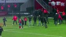 Le fils d'Henrik Larsson attaqué par ses propres supporters