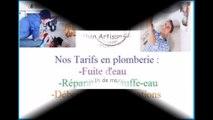 Plombier Le Perreux Sur Marne à 39€/H tel 01 83 64 78 25