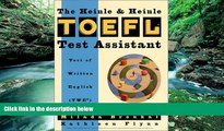 Buy NOW  The Heinle TOEFL Test Assistant: Test of Written English (TWE) (A volume in the Heinle