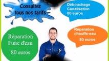 Plombier Neuilly sur Marne à 39€/H tel 01 83 64 78 25