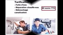 Plombier Nogent sur Marne à 39€/H tel 01 83 64 78 25