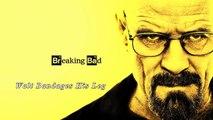 Breaking Bad S1 (2008) Walt Bandages His Leg (extra Soundtrack Ost)