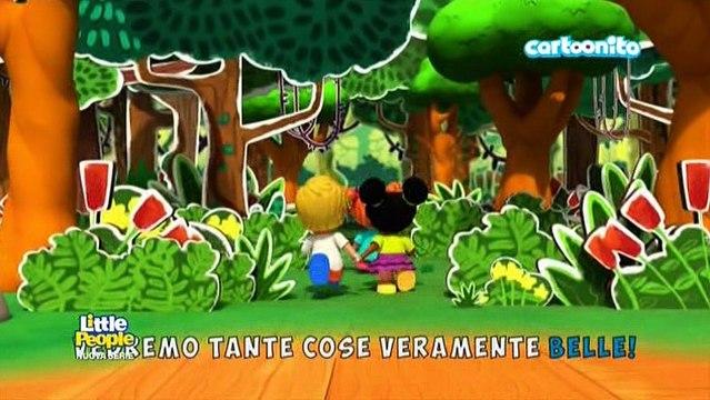 Little People italiano -S01E13_14-Esagerare Non Va Mai Bene-Lo Spaventasafari