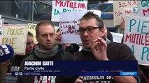 Seine-Saint-Denis : trois policiers comparaissent pour violences volontaires