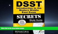 READ THE NEW BOOK DSST Introduction to the Modern Middle East Exam Secrets Study Guide: DSST Test