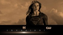 DC's Invasion! | Supergirl | The CW